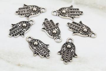metal-hamsa-jewelry-findings