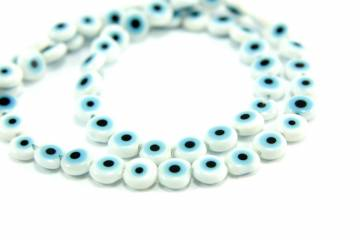 8mm-opaque-white-glass-evil-eye-beads