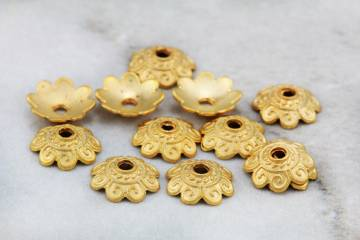 gold-plate-tiny-tribal-metal-bead-caps