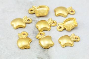 gold-plate-mini-apple-pendant-charms
