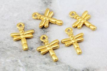 gold-plated-metal-dragonfly-pendants